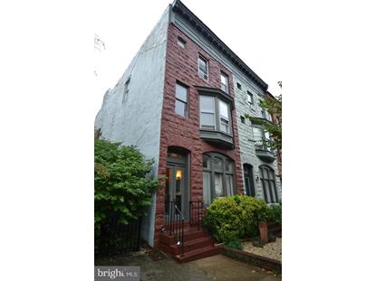 1625 BOLTON STREET Baltimore, MD MLS# 1009934508