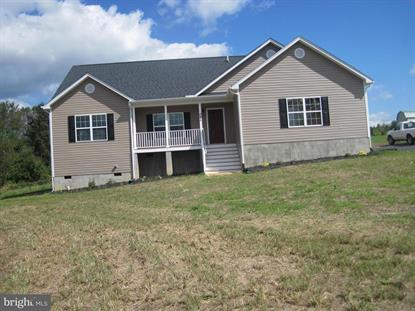 285 STONEBURNER ROAD Edinburg, VA MLS# 1009935164