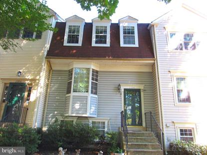2394 BRANLEIGH PARK COURT Reston, VA MLS# 1009957592