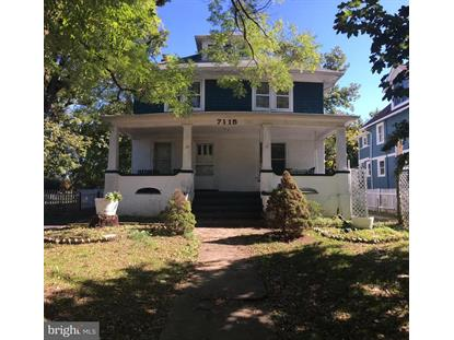 7115 CARROLL AVENUE Takoma Park, MD MLS# 1009980214