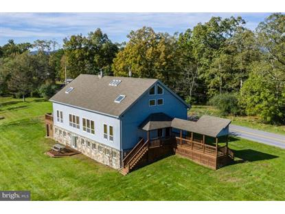 512 BREEZY POINT ROAD  McConnellsburg, PA MLS# 1009985122