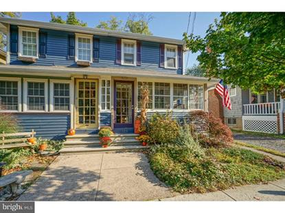 125 COLONIAL AVENUE Haddonfield, NJ MLS# 1009990886