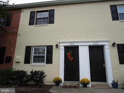 11113 ROCK GARDEN DRIVE Fairfax, VA MLS# 1010009972
