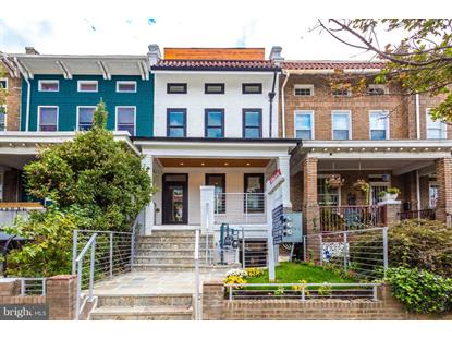 1352 RANDOLPH STREET NW Washington, DC MLS# DCDC101324