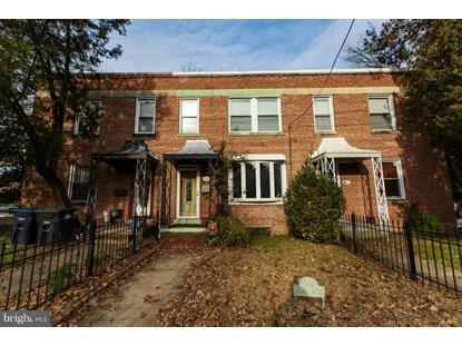 1316 MICHIGAN AVENUE NE Washington, DC MLS# DCDC260674