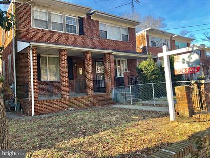 1679 FORT DUPONT STREET SE Washington, DC MLS# DCDC309930