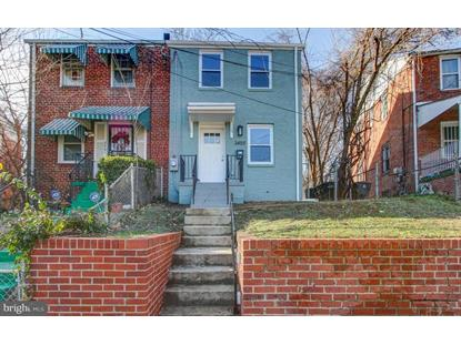 3459 25TH STREET SE Washington, DC MLS# DCDC310360