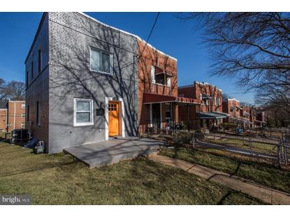 121 DARRINGTON STREET SW Washington, DC MLS# DCDC310556