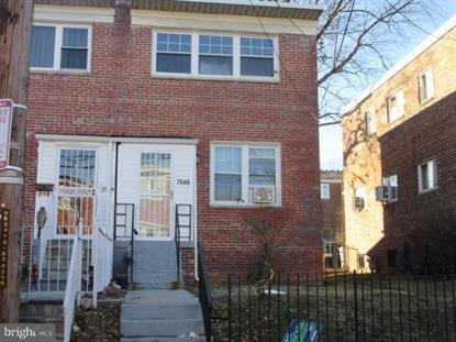 7546 NW 8TH STREET NW Washington, DC MLS# DCDC310740