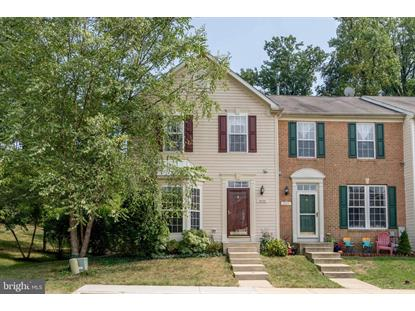 2853 SETTLERS VIEW DRIVE Odenton, MD MLS# MDAA100209
