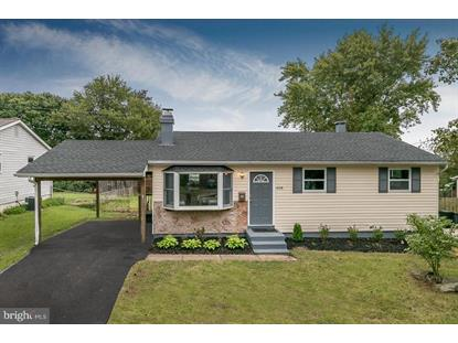 408 OLD LINE AVENUE Laurel, MD MLS# MDAA302862