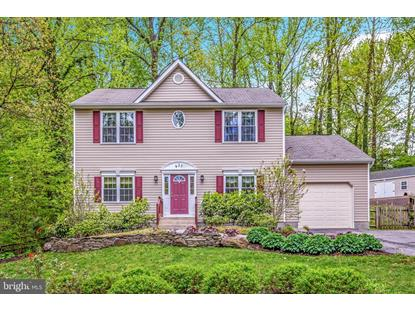 437 ALDER TRAIL Crownsville, MD MLS# MDAA432482