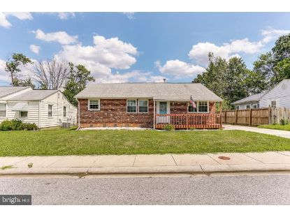 509 MUNROE CIRCLE Glen Burnie, MD MLS# MDAA442676
