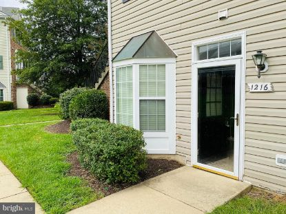1216 NEEDHAM COURT Crofton, MD MLS# MDAA445538