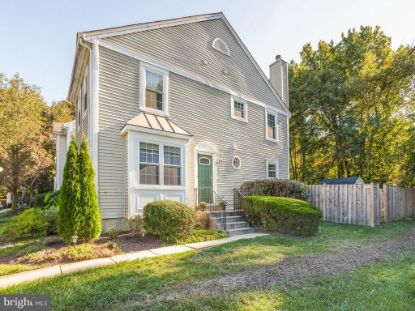 1229 MARTHA GREENLEAF DRIVE Crofton, MD MLS# MDAA449656