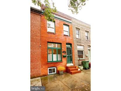 714 S MONTFORD AVENUE Baltimore, MD MLS# MDBA100436