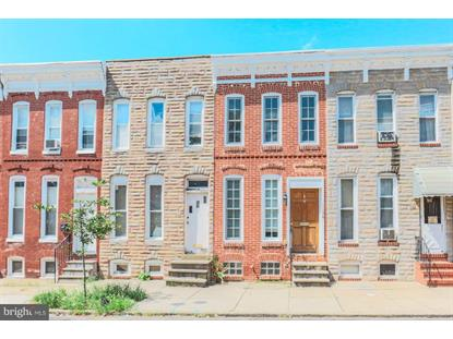 1134 NANTICOKE STREET, Baltimore, MD