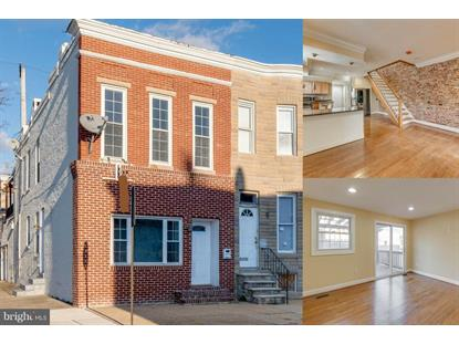 1301 S CAREY STREET Baltimore, MD MLS# MDBA136968