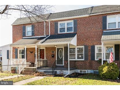 4202 EDGEHILL AVENUE Baltimore, MD MLS# MDBA263638