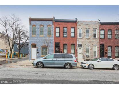 2412 E FAIRMOUNT AVENUE Baltimore, MD MLS# MDBA291578