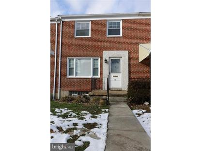 1106 SHERWOOD AVENUE Baltimore, MD MLS# MDBA303898