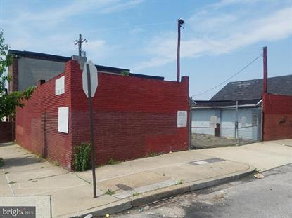10 S BOULDIN STREET Baltimore, MD MLS# MDBA303992