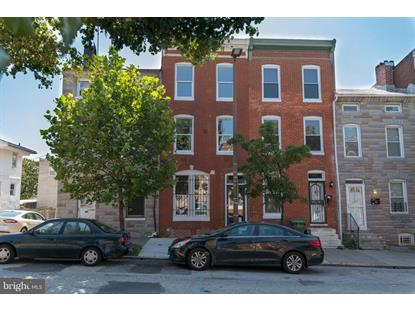 891 W LOMBARD STREET Baltimore, MD MLS# MDBA305120