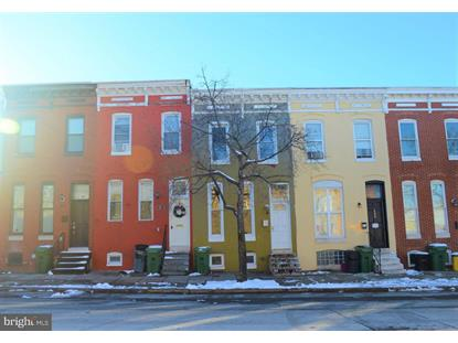 230 N PATTERSON PARK AVENUE Baltimore, MD MLS# MDBA305122