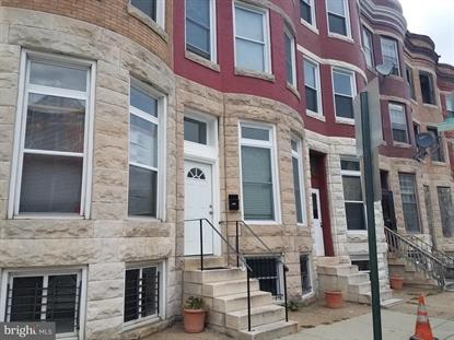 532 E 22ND STREET Baltimore, MD MLS# MDBA305130