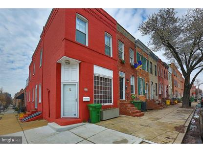842 S KENWOOD AVENUE Baltimore, MD MLS# MDBA305144