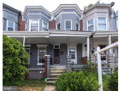 3021 GRAYSON STREET Baltimore, MD MLS# MDBA305174