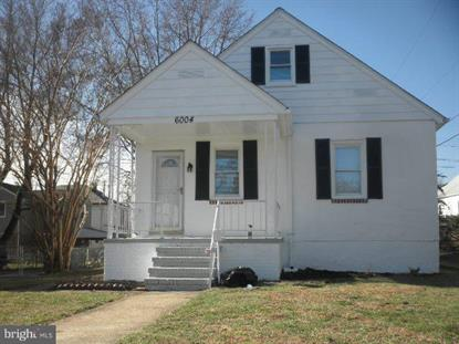 6004 EURITH AVENUE Baltimore, MD MLS# MDBA305180