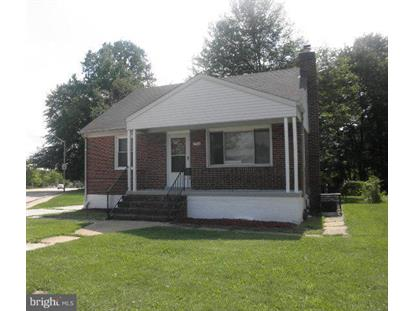 6513 FAIRDEL AVENUE Baltimore, MD MLS# MDBA305186