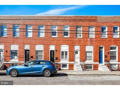 812 EATON STREET Baltimore, MD MLS# MDBA305236