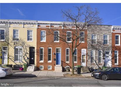234 N PATTERSON PARK AVENUE Baltimore, MD MLS# MDBA305304