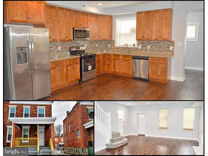 760 N GRANTLEY STREET Baltimore, MD MLS# MDBA305498