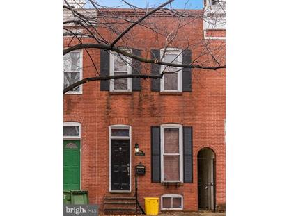 1716 S CHARLES STREET Baltimore, MD MLS# MDBA305572