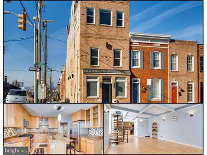 524 S CLINTON STREET Baltimore, MD MLS# MDBA305574