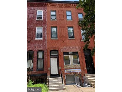 2213 N CHARLES STREET Baltimore, MD MLS# MDBA305622