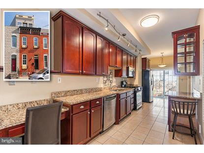1229 PATAPSCO STREET Baltimore, MD MLS# MDBA305682