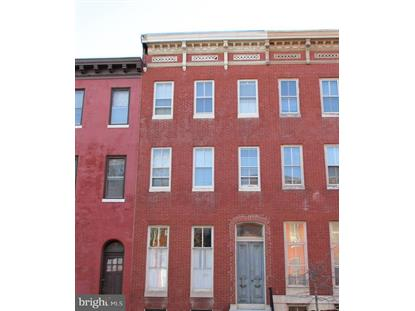 1411 W LOMBARD STREET Baltimore, MD MLS# MDBA305748