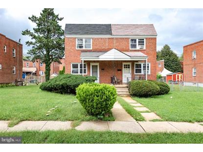 3710 BARTWOOD ROAD Baltimore, MD MLS# MDBA305820