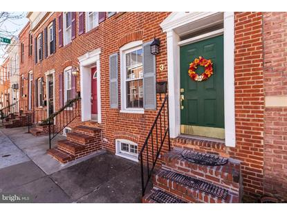 3 E BARNEY STREET Baltimore, MD MLS# MDBA305992