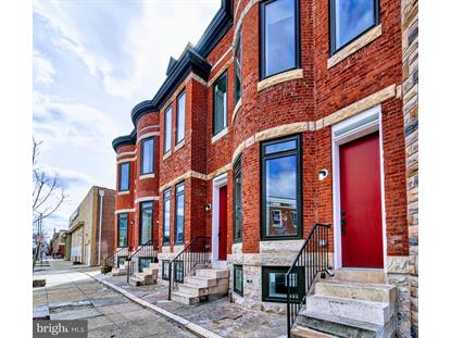 722 N PATTERSON PARK AVENUE Baltimore, MD MLS# MDBA306076