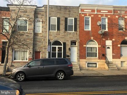 3236 E BALTIMORE STREET Baltimore, MD MLS# MDBA306090