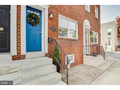 1422 COVINGTON STREET Baltimore, MD MLS# MDBA306160