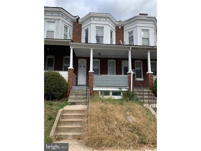 431 YALE AVENUE Baltimore, MD MLS# MDBA477884