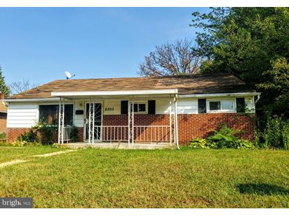 6303 BIRCHWOOD AVENUE Baltimore, MD MLS# MDBA484014