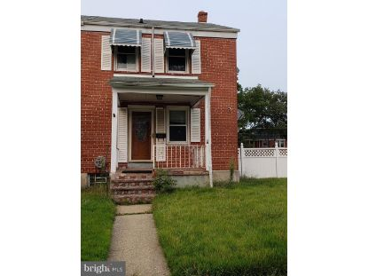 1734 WADSWORTH WAY Baltimore, MD MLS# MDBA490432