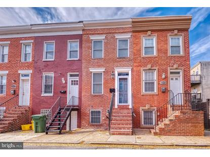 502 ARCHER STREET Baltimore, MD MLS# MDBA490812